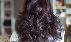 luxurious heatless curls
