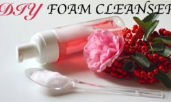 DIY FOAM CLEANSER BFT